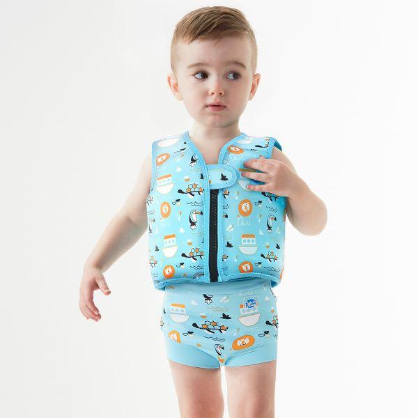 Splash-About-Chaleco-flotador-natacion-bebe-infantil-Noah's Ark-Lavidaesalgomas_3