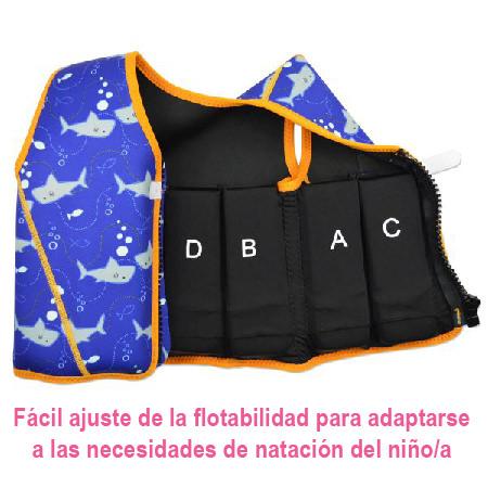 Splash-About-Chaleco-flotador-natacion-bebe-infantil-Shark-Lavidaesalgomas_2