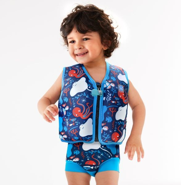 Splash-About-Chaleco-flotador-natacion-bebe-infantil-Under the Sea-Lavidaesalgomas_3
